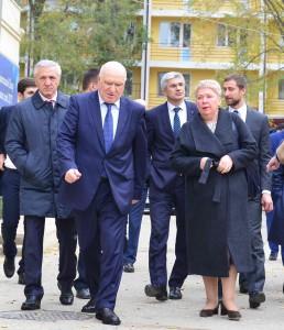 Фото_Глава Минобрнауки РФ в ДГТУ