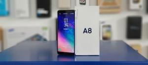 Фото_Samsung Galaxy A8 (2018)