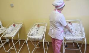 Фото_Во всей стране в октябре родилось детей всего на 2,7% меньше в сравнении с прошлогодними данными